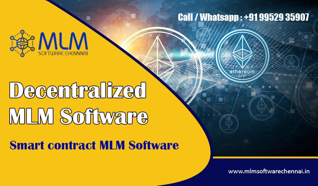 MLM Software with Smart contract